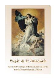 Pregón de la Inmaculada - Helvia :: Repositorio Institucional de la ...