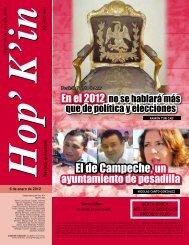 El de Campeche, un