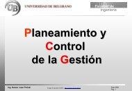 Planeamiento y Control de la Gestión - Siad