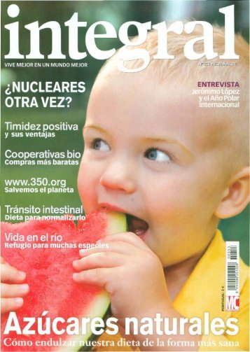 integral 353 mayo 2009.pdf - Soluciones Naturales