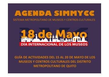 agenda día de museos 2012 - El Comercio