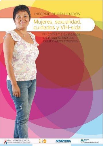INFORME DE RESULTADOS Muejeres, sexualidad, cuidados y VIH ...