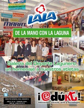 Galería del Deporte Lagunero, un homenaje a ... - Sin Censura