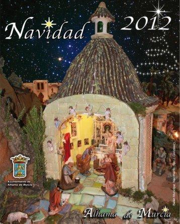 Programa de fiestas de navidad 2012.pdf - Ayuntamiento de Alhama ...
