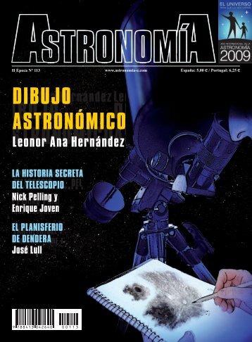 DIBUJO ASTRONÓMICO - Publidisa