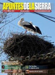 nº 217 Marzo 2013.pdf - Apuntes de la Sierra