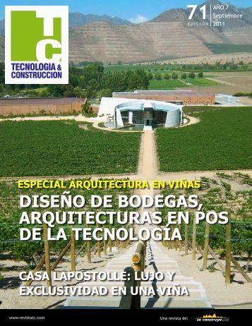 Revista T&C Septiembre - Constru HUB