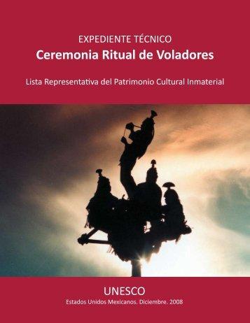 Ceremonia Ritual de Voladores - Sistema de Información Cultural ...