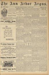 ^> tüe People of Wastitenaw County: Wadhams, Kennedy & Reule,
