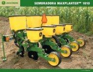 SEMBRADORA MAXPLANTERMR 1010 - Dimasur