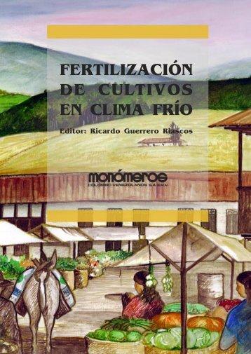 fertilización de cultivos en clima frío - MONOMEROS COLOMBO ...