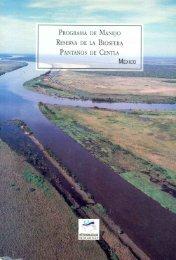 Contenido - Comisión Nacional de Áreas Naturales Protegidas