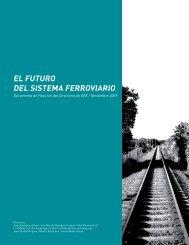 EL FUTURO DEL SISTEMA FERROVIARIO - EFE