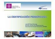 Certificaciones en el Sector Ferroviario