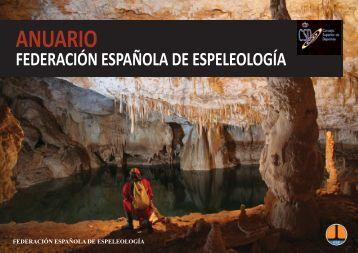 anuario federación española de espeleología - Asociación ...