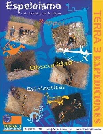 Espeleología en MORELOS chontacoatlan chontalcoatlan ...