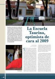 La escuela taurina de Madrid - Las Ventas