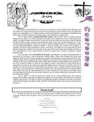 III Domingo de Cuaresma, Ciclo A. San Juan 4,5-42 ... - Homiletica.org