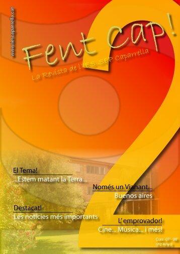 La Revista de l'IES-SEP Caparrella - IES Caparrella
