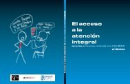 El Acceso a la Atención Integral para - Organización Panamericana ...