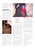 limpieza de cavidades - Federación de Espeleología de la Región ... - Page 4