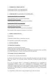 1. NOMBRE DEL MEDICAMENTO Lormetazepam STADA 1 mg ...