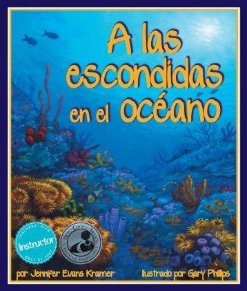 A las escondidas en el océano - Sylvan Dell Publishing