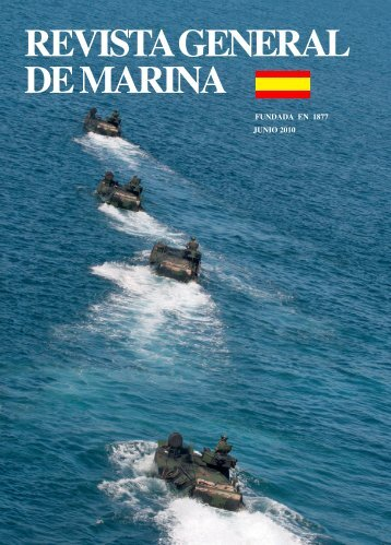revista general de marina junio 2010 - Portal de Cultura de Defensa ...