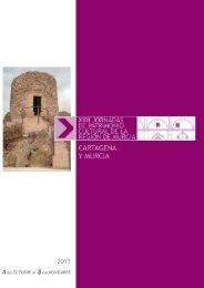 XXII Jornadas de Patrimonio Cultural de la Región de Murcia, 2011