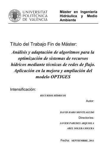 David_Haro_Monteagudo_Tesina de máster.pdf - RiuNet ...