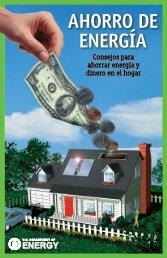Ahorro De Energía - EERE - U.S. Department of Energy