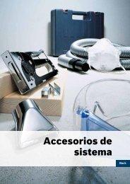 Accesorios de sistema - Herramientas eléctricas Bosch
