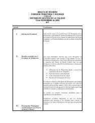 MINUTA DE REUNIÓN COMISION TRIBUTARIA Y ... - Conindustria