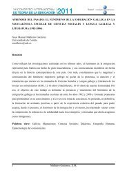 aprender del pasado: el fenómeno de la emigración gallega