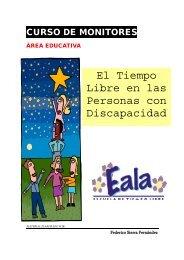 El Tiempo Libre en las Personas con Discapacidad - EALA