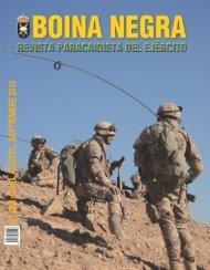 revista boina negra nº 263. julio, agosto, septiembre 2010