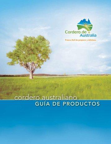 cordero australiano - Australian Meat & Livestock