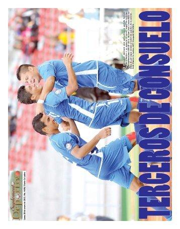 Suplemento Deportivo en formato PDF [~1MB] - Diario CoLatino