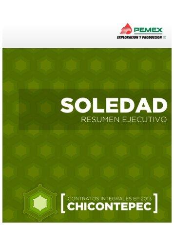 ontratos Integrales EP: Soledad - Contratos Integrales EP