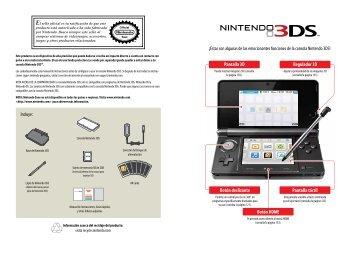 Incluye: ¡Estas son algunas de las emocionantes ... - Nintendo