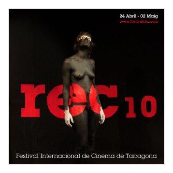 catàleg REC10 - Comedia Comunicació & Mèdia