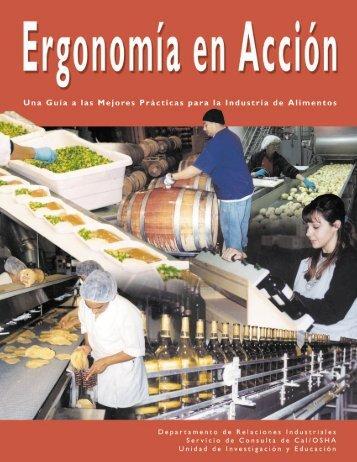Ergonomía en Acción - California Department of Industrial Relations