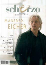 Scherzo 243 - Julio-Agosto 2009