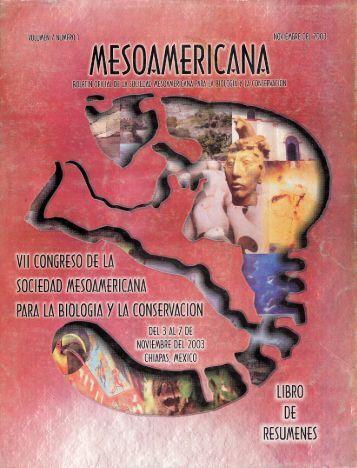 Sociedad Mesoamericana para la Biología y la Conservación