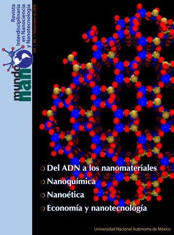 Del ADN a los nanomateriales - Mundo Nano - Universidad ...