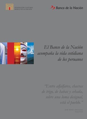 Presenta el Libro El Banco de La Nación - Fundación Cultural del ...