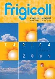 2009 - Frigicoll