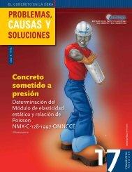 Concreto sometido a presión - Instituto Mexicano del Cemento y del ...