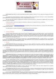 AVISO LEGAL - El oficio mas antiguo