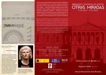 tríptico - Museo Nacional de Arte Romano